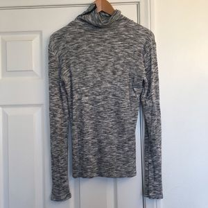 Anthropologie Snap Neck Pullover by Dolan